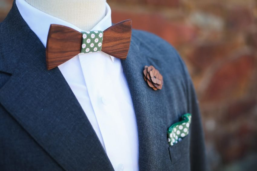 Groom accessories and groomsmen gifts pinterest tucson bowties these wooden bow ties and lapel pins are the coolest tucson bride and groom groom grooms accessories tucson wedding two guys bowties junglespirit Image collections