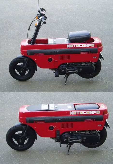 Honda City Car Bike
