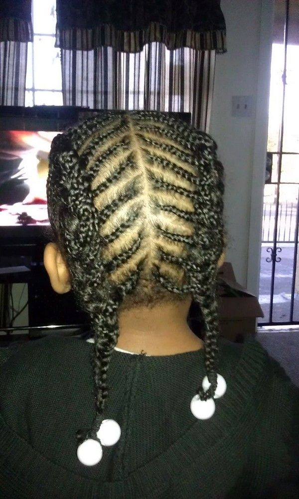 17 Iverson Braids Style Pictures To Wear Your Braids Like