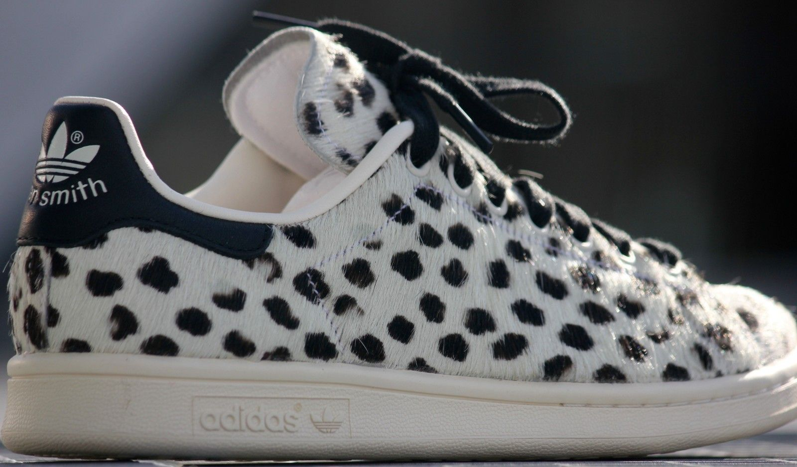 Adidas Stan Smith White Leopard Print S75117 | Happy toes