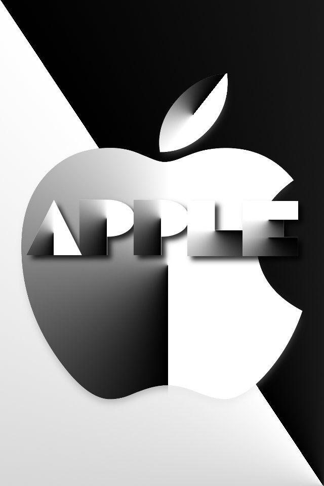 Wallpaper for iPhone Apple Futur Design