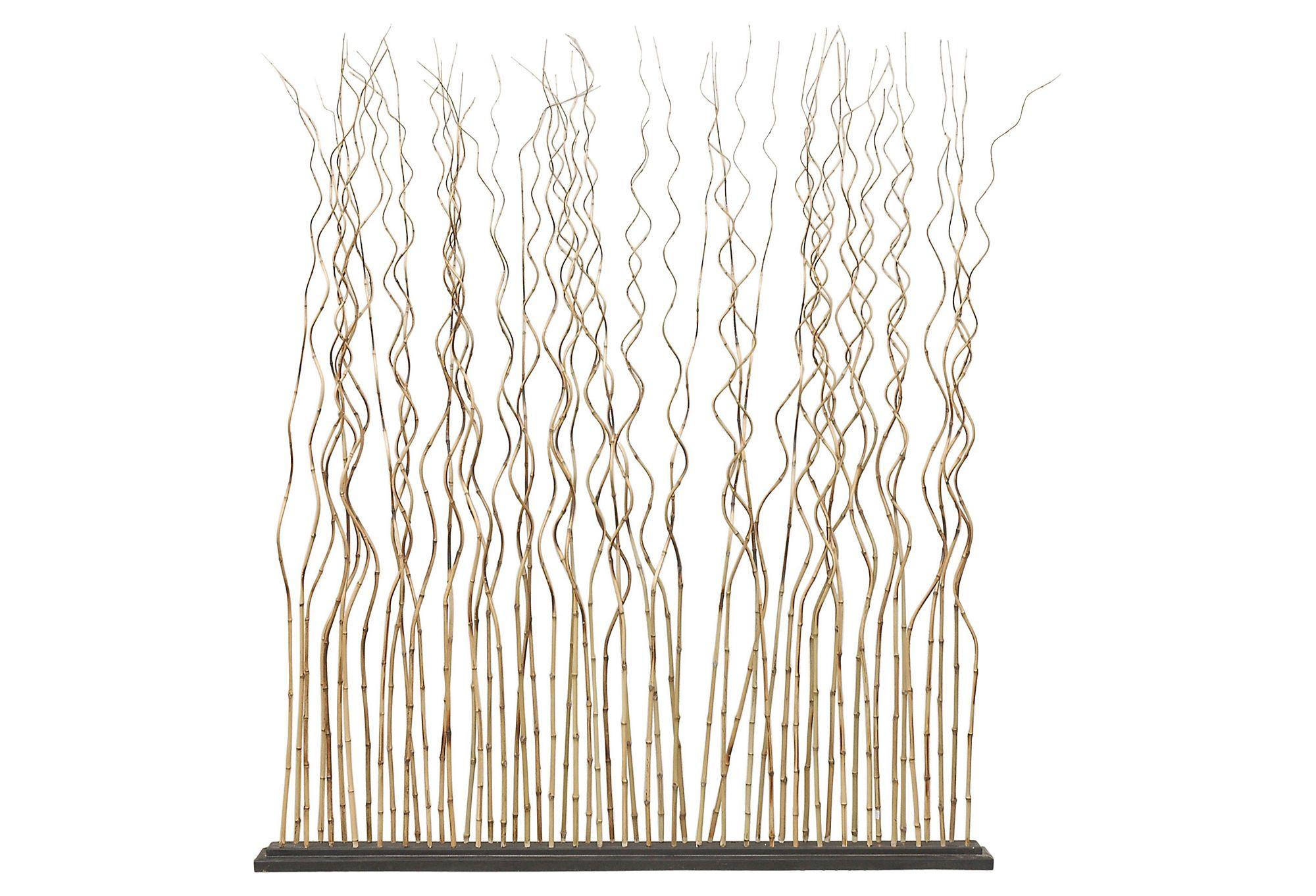 Bamboo room divider jeffan international retail