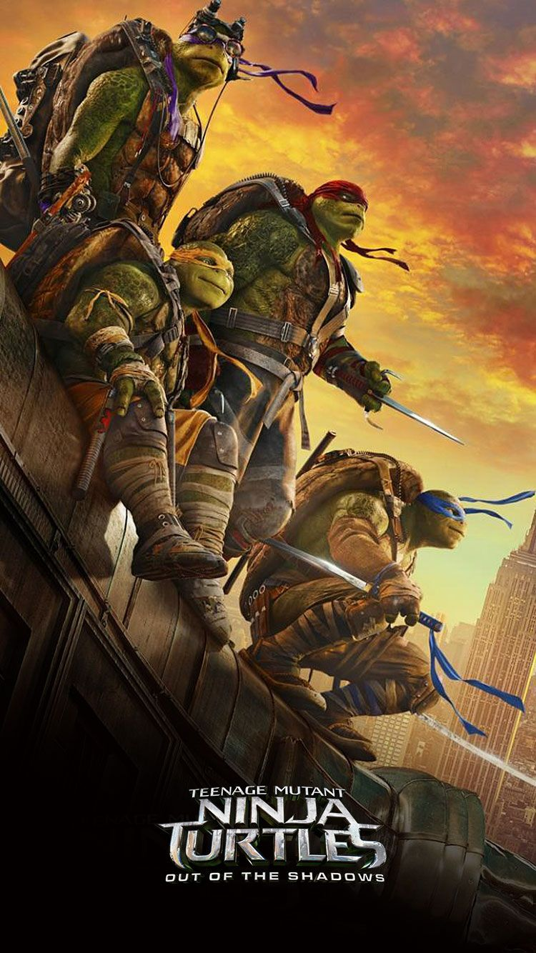 Teenage Mutant Ninja Turtles Wallpaper Download Free