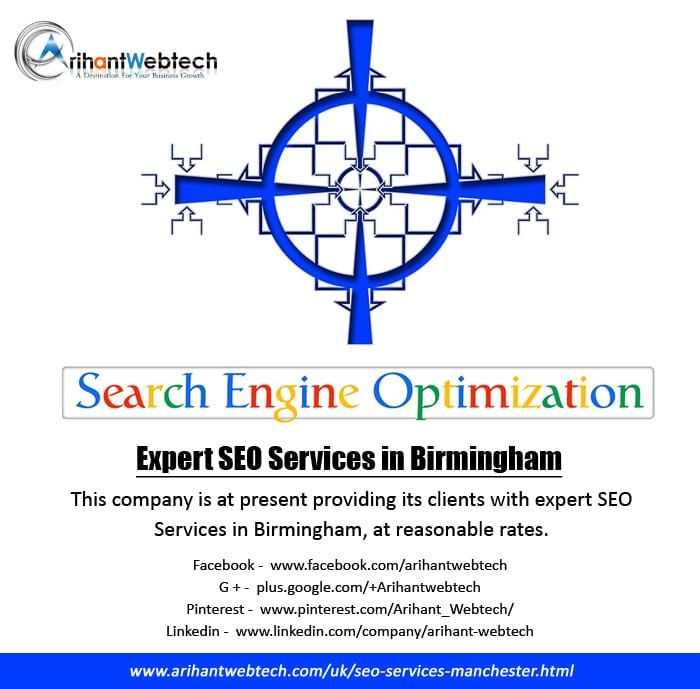 The presumed SEO Company in Birmingham might want to make a client