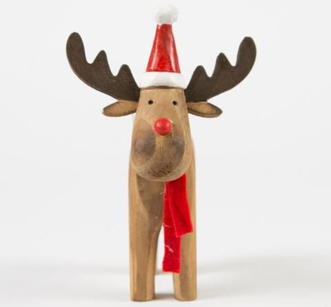 Rustic Rudolph with Hat - Front view.jpg