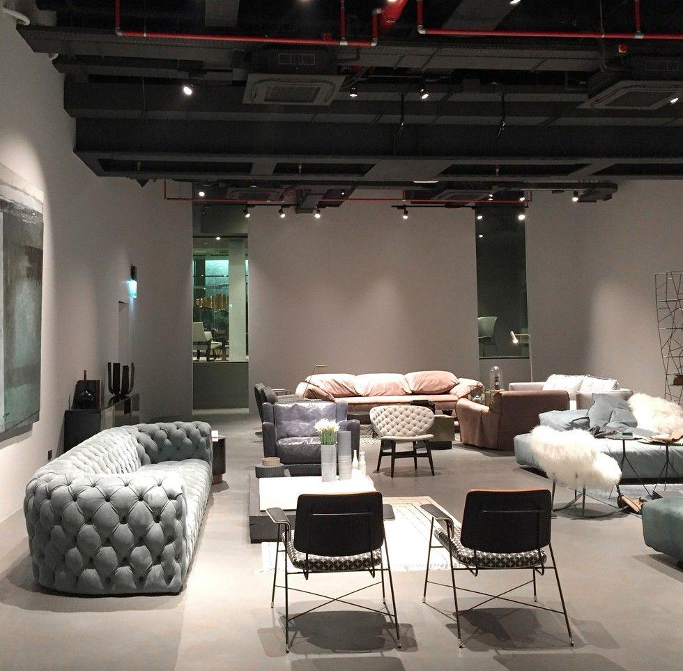 Delightful Italian Design News U2013 #Baxter Opens Its New Store In Milan | Milan Design  Agenda