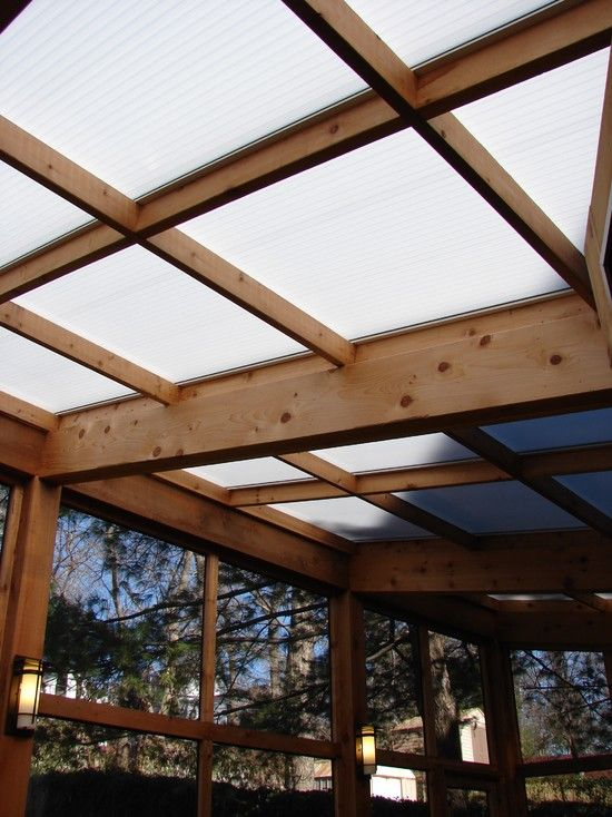 Translucent Roof Panels Design Picturemodel Decor And
