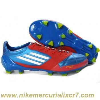 Ánimo prima pronunciación  Discount Adidas F50 adizero TRX FG Leather MiCoach Blue White Red | Soccer  shoes, Football shoes, Soccer cleats adidas