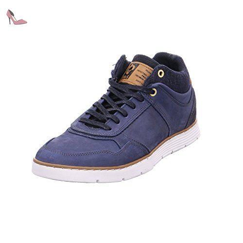 BULLBOXER 628k56306, Bottes pour Homme bleu bleu