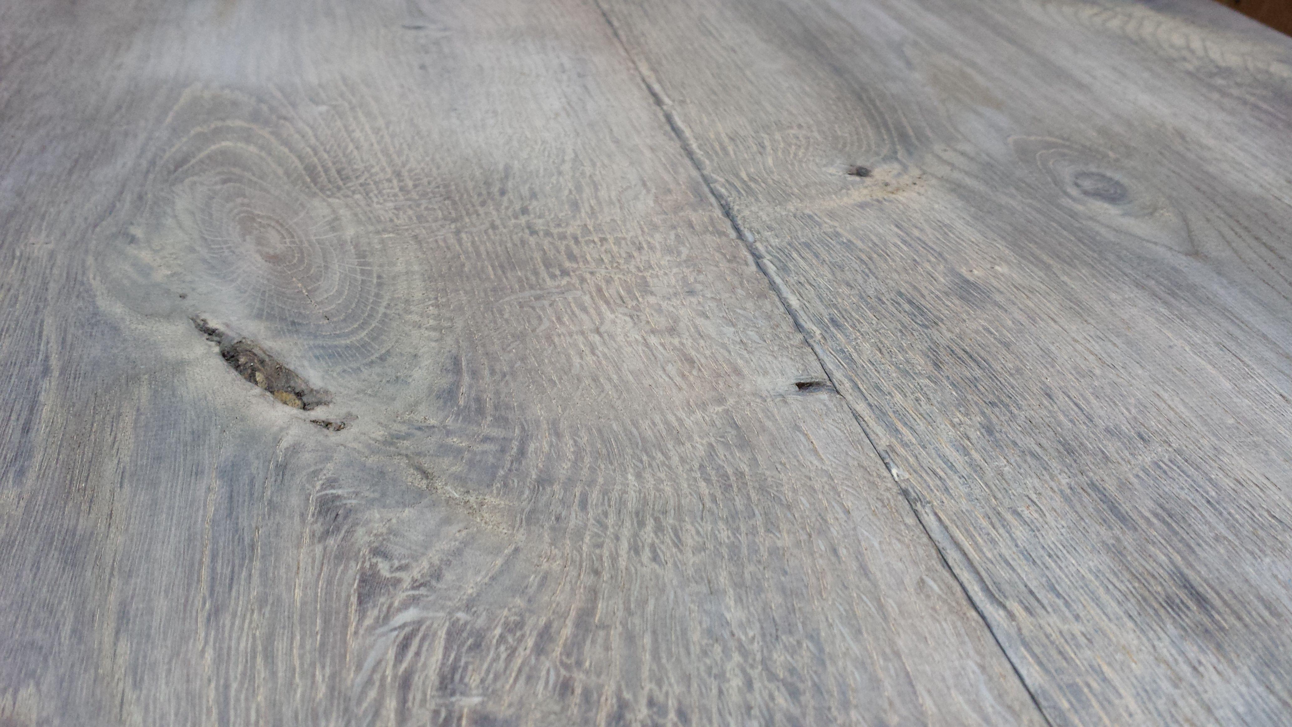 Houten vloer grijs verouderde houten vloeren plankenland