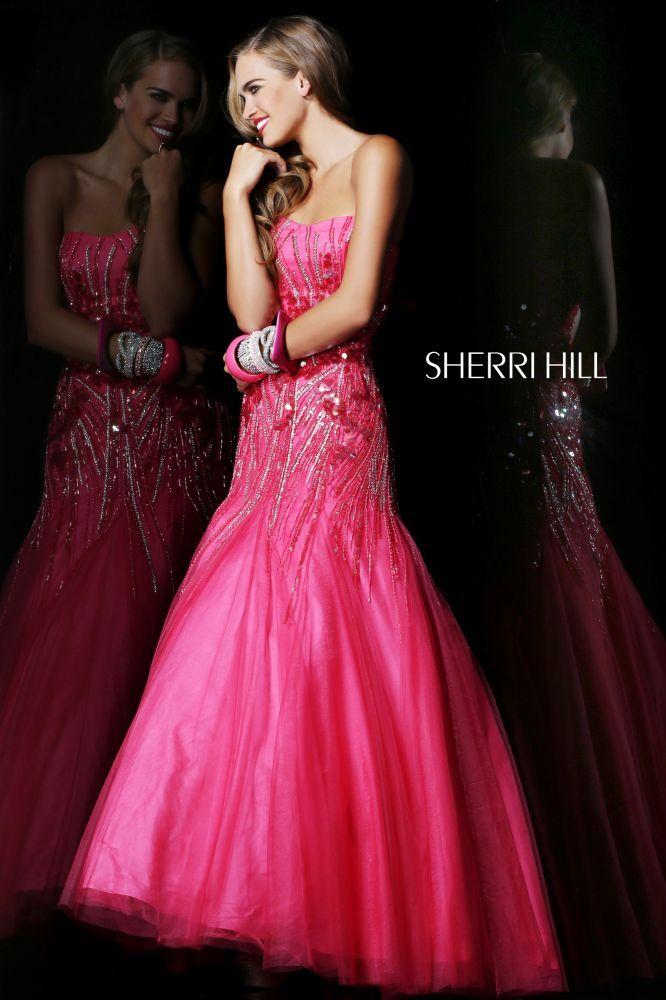 SHERRIHILLSTYLE | Sherri Hill Styled by ME | Pinterest | Sherri hill