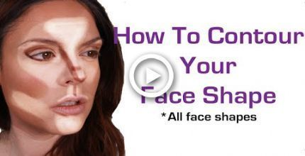 Photo of How to Contour Your Face makeup for beginners face slimming technique – #beginne…