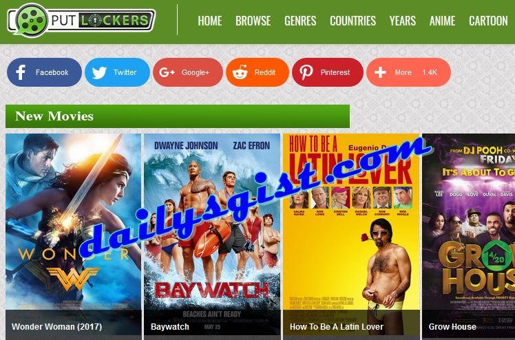 Putlocker Movies TV Shows Online Free – Watch movies