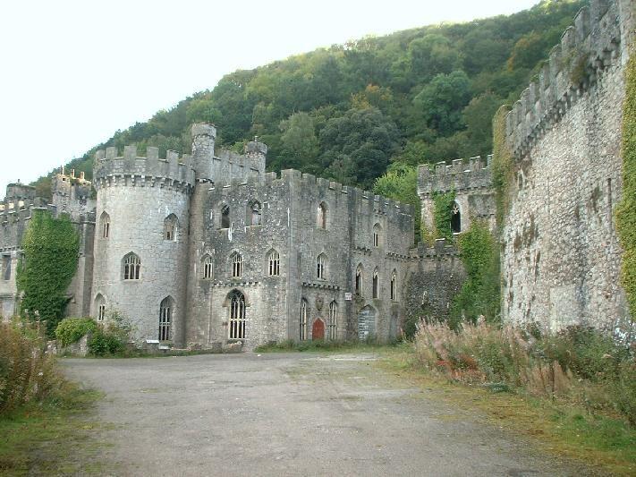 Gwrych Castle Estate