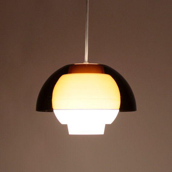 Ergo Plexiglas Pendant Light By Bent Karlby Ask Belysning Etsy Pendant Light White Ceiling Light Ceiling Lights