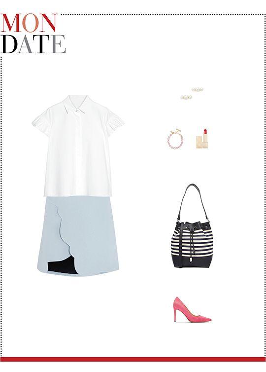 2ae9333c980 Mizhattan - Sensible living with style   MIZZY S WEEKLY WARDROBE  New Look  Bucket Bag