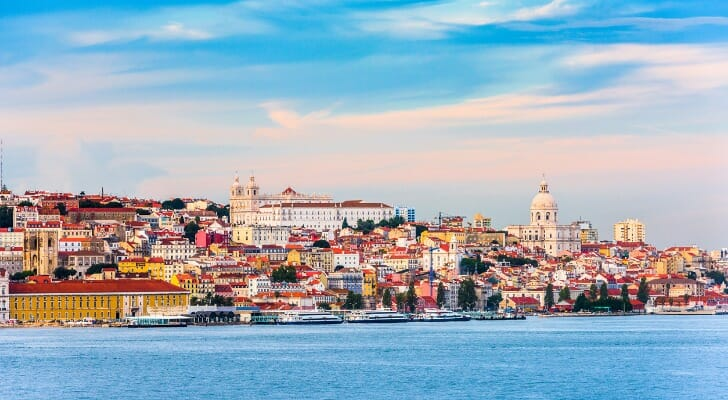 How To Retire In Portugal Everything You Need To Know Smartasset Cities In Europe Family Vacation Destinations Lisbon Tourist Attractions