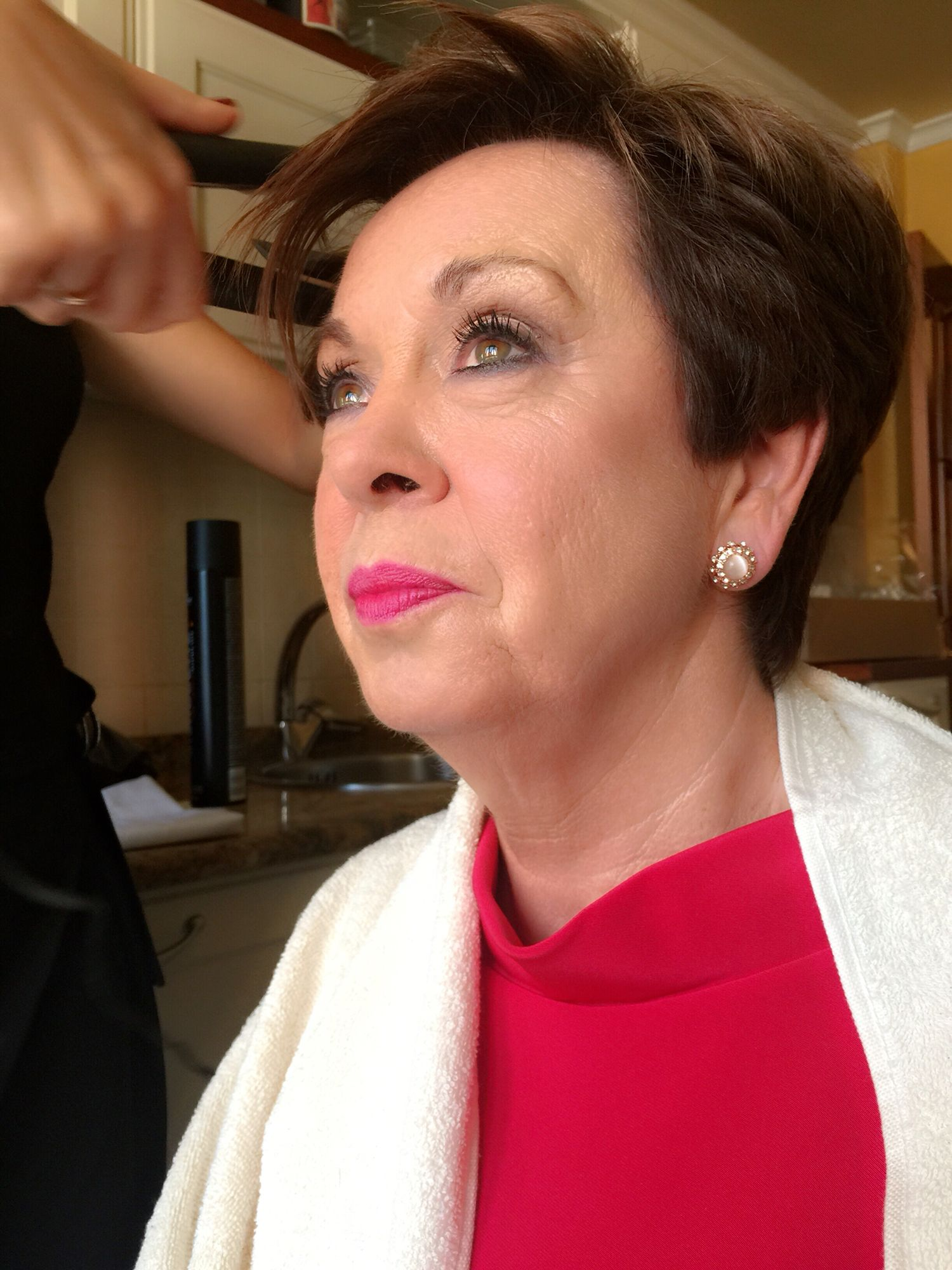maquillaje para la madre de la novia