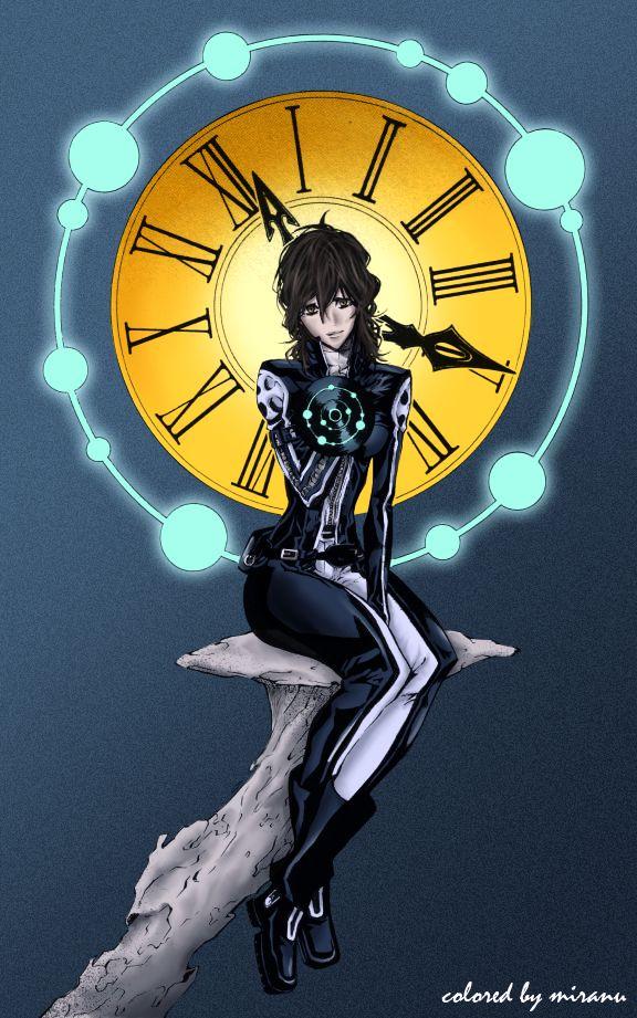 Pin Ot Polzovatelya Spooks Na Doske Anime Illyustracii Giki Anime