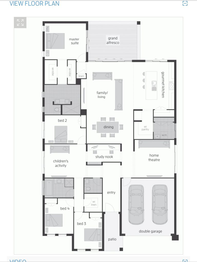 Miami Mcdonald Jones Homes Floor Plans Home Design Floor Plans Mcdonald Jones Homes