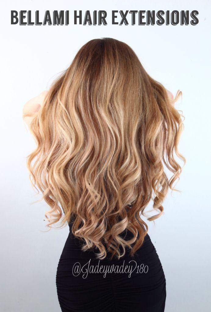 Bellami Hair Extensions Review Kissable Complexions Pinterest