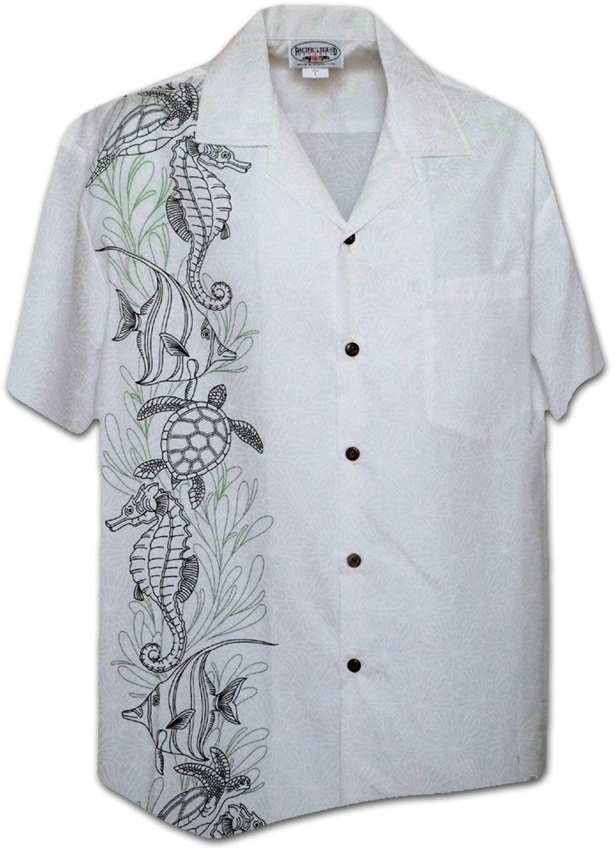 b3937cbab1 hawaiian wedding shirts for men | Tattoo Panel Mens Hawaiian Shirts ...