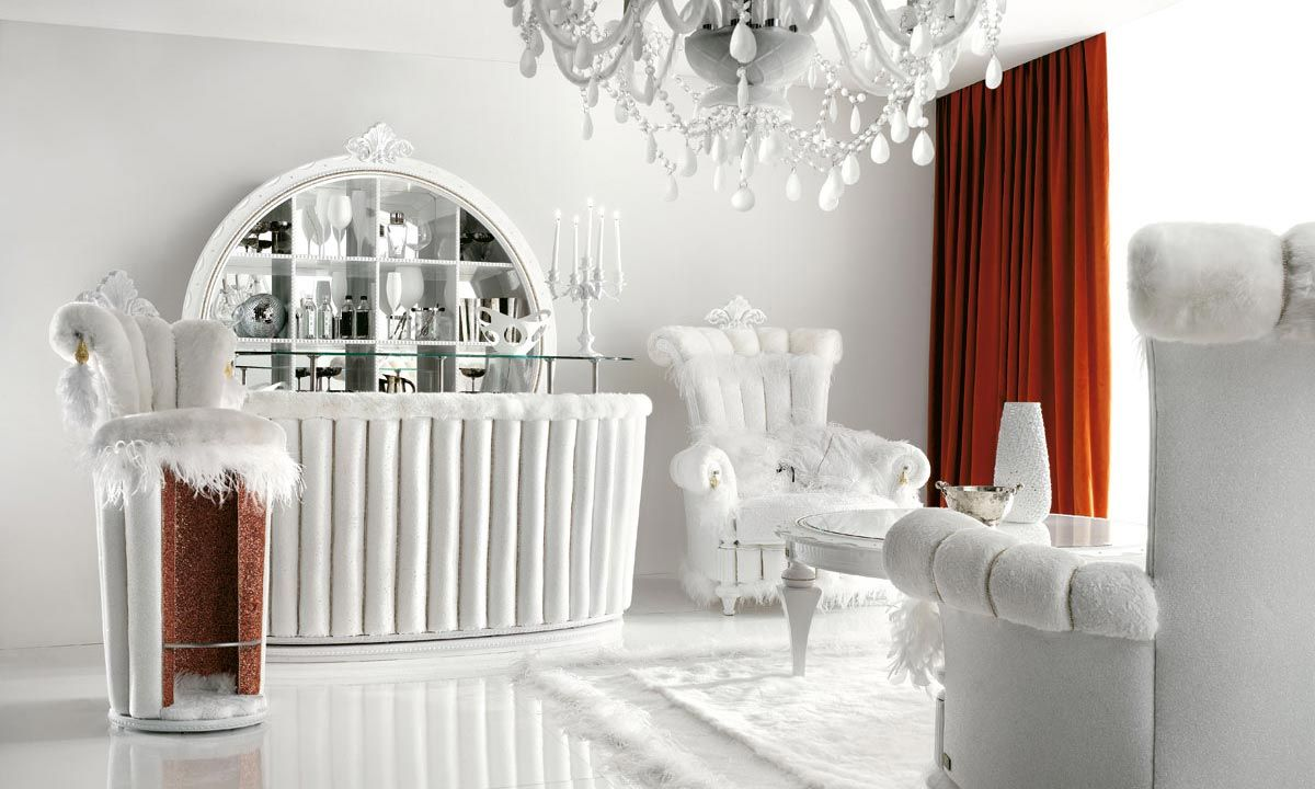 red and white rooms design | ... Designs by ALTAMODA » Luxurious ...
