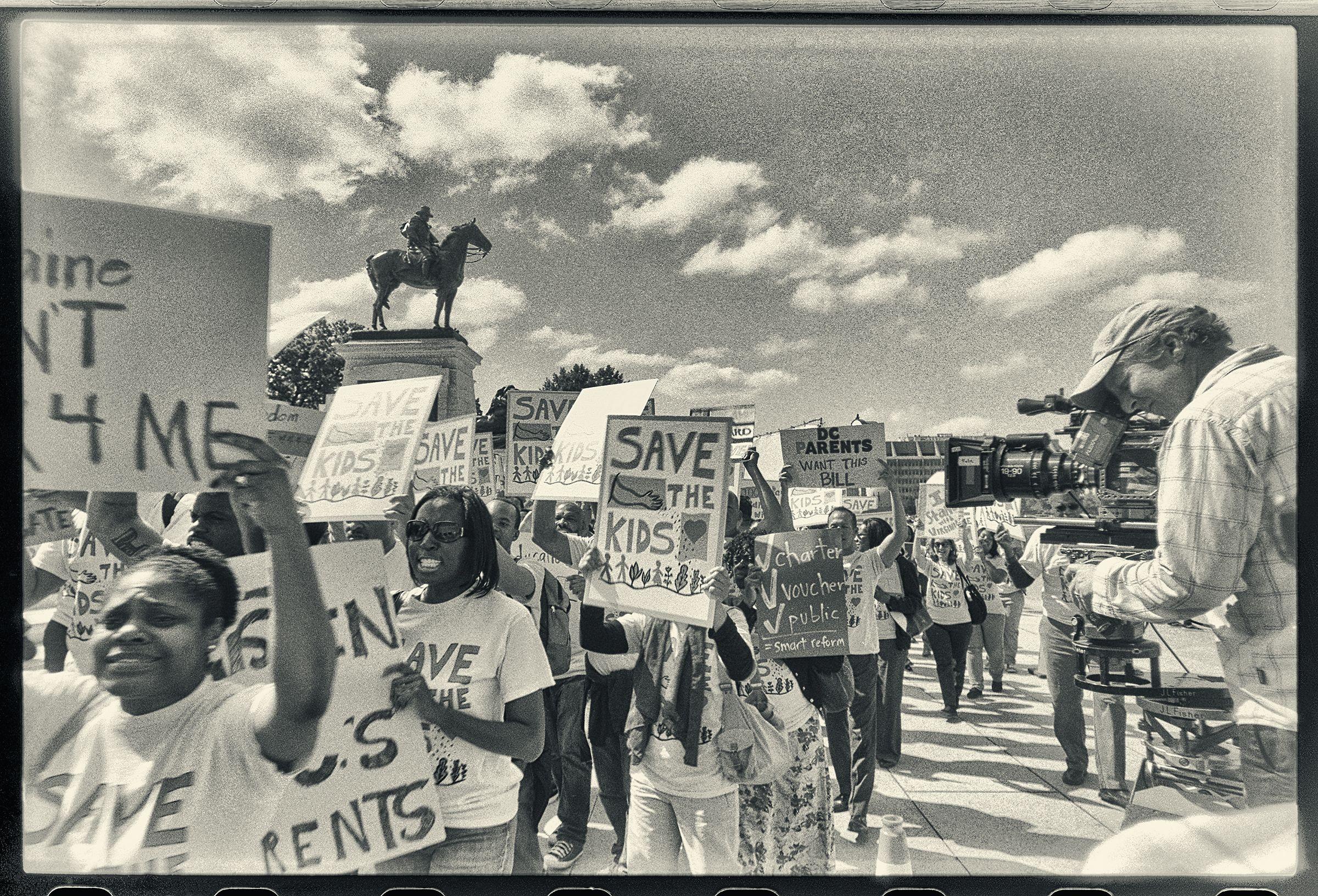 Movie Set In Washington Dc Protest Maryland Film Photographer Film Photographers Movie Sets Still Photography