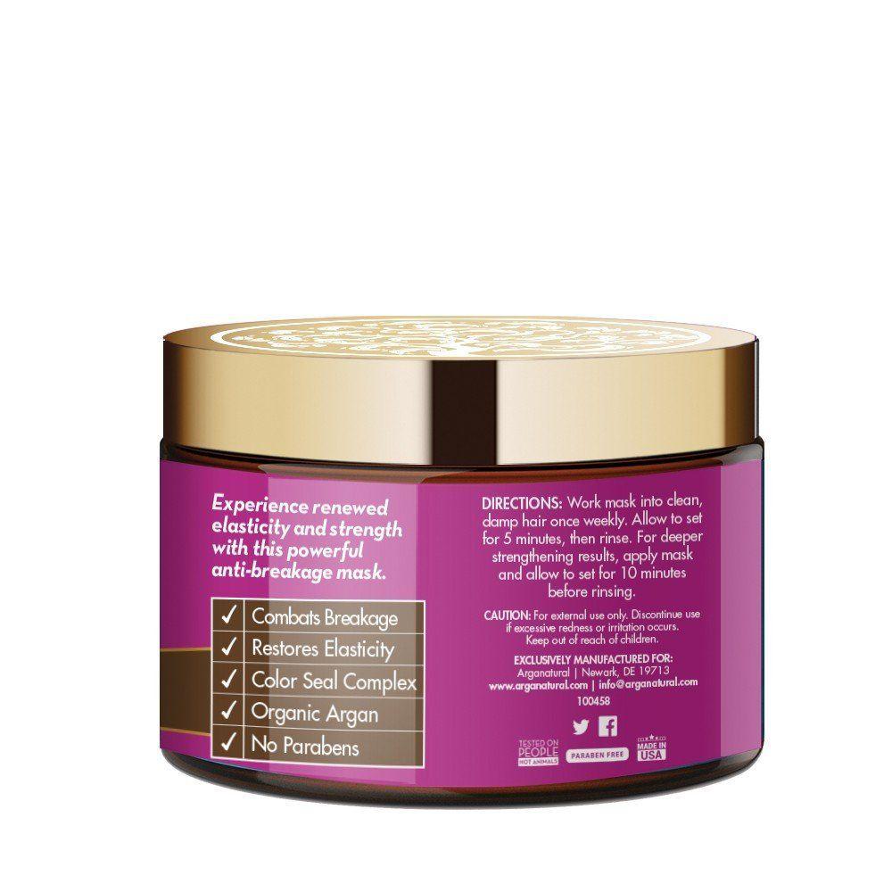 Arganatural Gold Pro Strength Keratin Hair Mask 12 Ounce To View