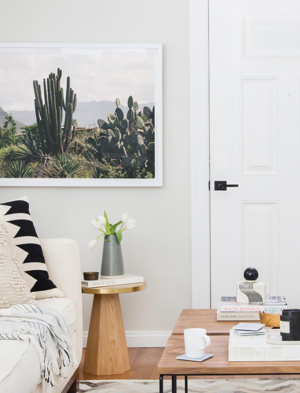 Emily Henderson Citizenry Photo Artwork Tessa Living Room Boho 14
