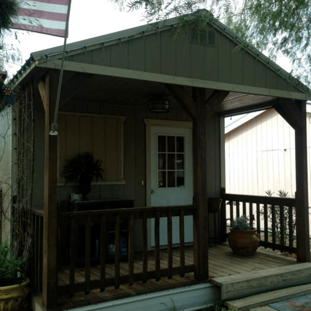 Tiny Home For Sale In Texas Must Be Moved Out Tiny House For