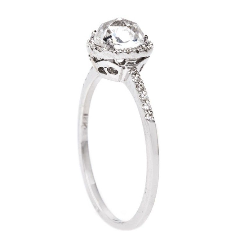 Incredibly Beautiful and Delicate Modern Ring | Brighton from Trumpet & Horn