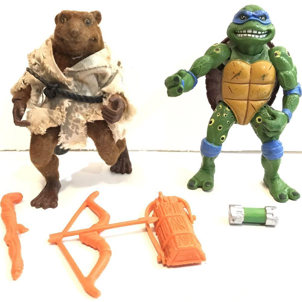 Tmnt 1992 Movie Star Splinter And Leonardo Teenage Mutant Ninja Turtles Toys Teenage Mutant Ninja Turtles Teenage Mutant Ninja Turtles Toy Ninja Turtle Toys