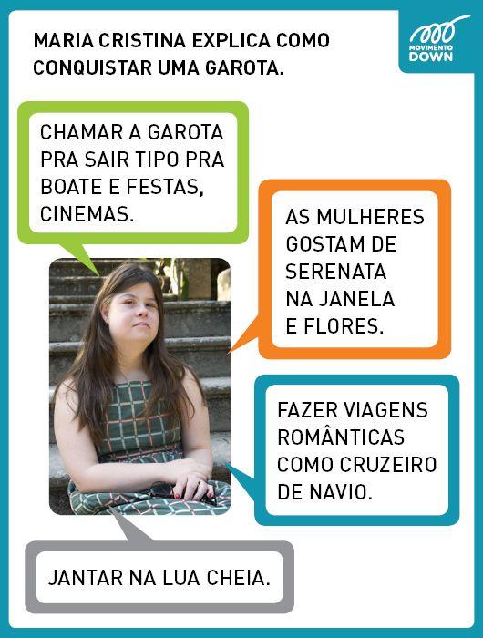 """Página de """"Dicas para namorar"""" em linguagem simples. Acesse o conteúdo completo aqui: http://www.movimentodown.org.br/2013/01/dicas-para-namorar/"""