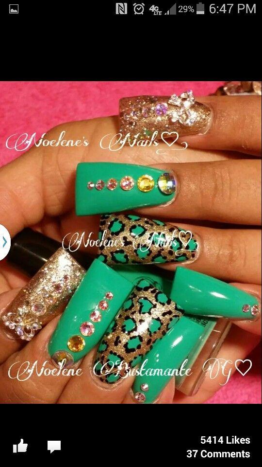 Pin de Alejandra Espinoza en uñas :D | Pinterest | Uñas sinaloenses