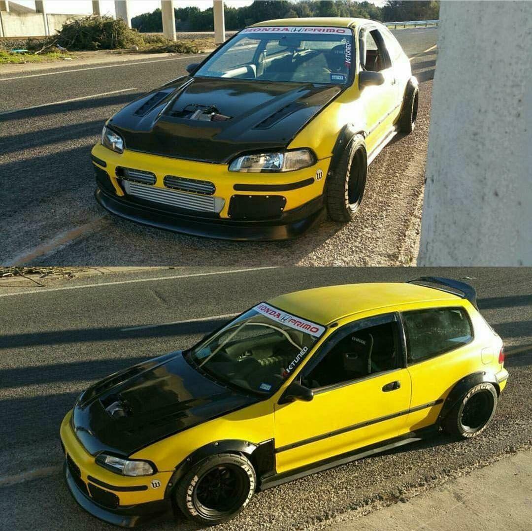 Honda #Civic_Eg #Modified #WideBody_Flares | Honda\' | Pinterest ...