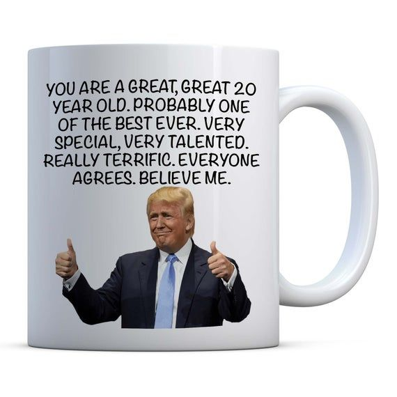 20th Birthday Gifts, 20th Funny Birthday Gift, 20th Gift Mug, 20 Years Old, Co-worker Gift #20thanniversarywedding