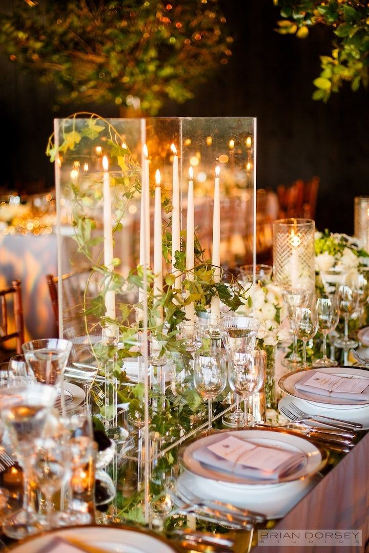 elegant new york wedding at parrish art museum wedding centerpieces ballrooms and centerpieces. Black Bedroom Furniture Sets. Home Design Ideas