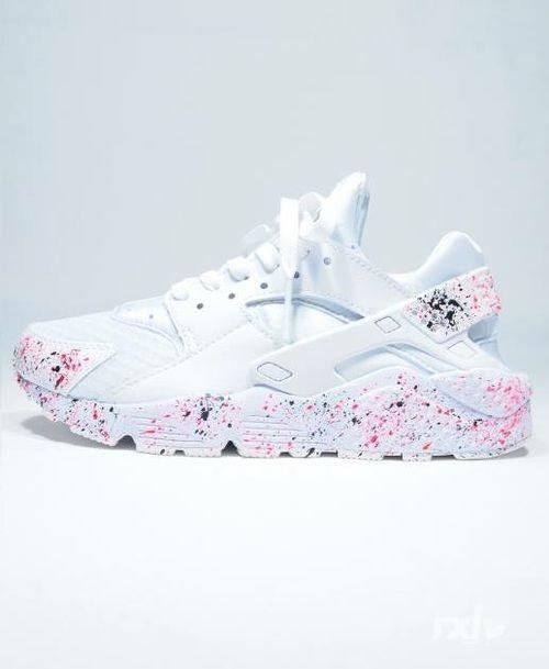 chaussure sport femme blanche nike