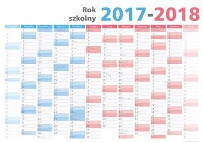 Kalendarz Nauczyciela Ucznia 2017 18 59x84cm 6848552800 Oficjalne Archiwum Allegro Word Search Puzzle Words Organization