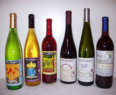 organic, vegan, additive-free wines