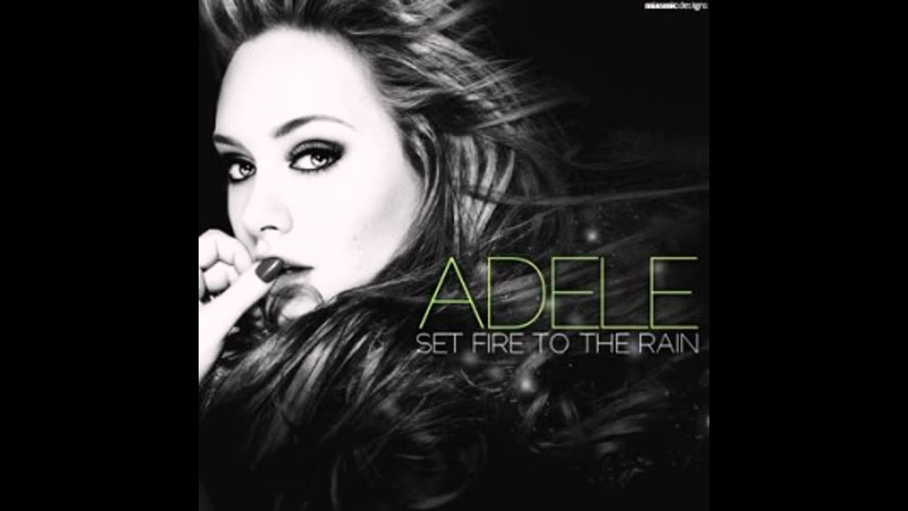 Adele Set Fire To The Rain Dance Mix With Images Dancing