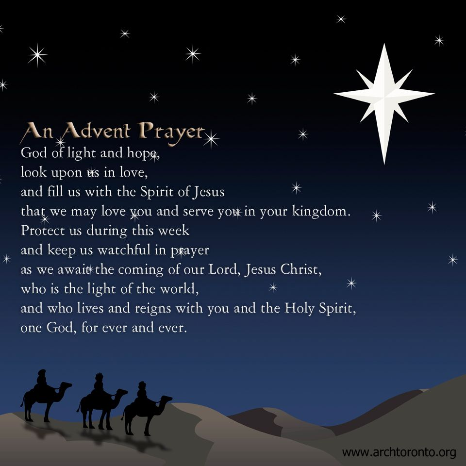 An advent prayer prayers quotes pinterest advent - Pinterest advent ...