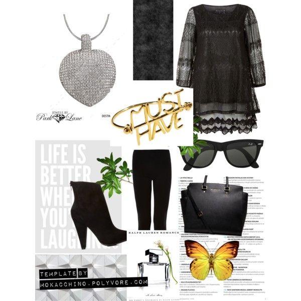 """My Style"" by aracely1958 on Polyvore"
