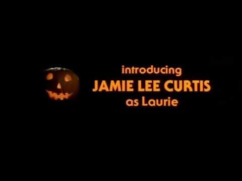 halloween 1978 opening credits - Halloween Sequences