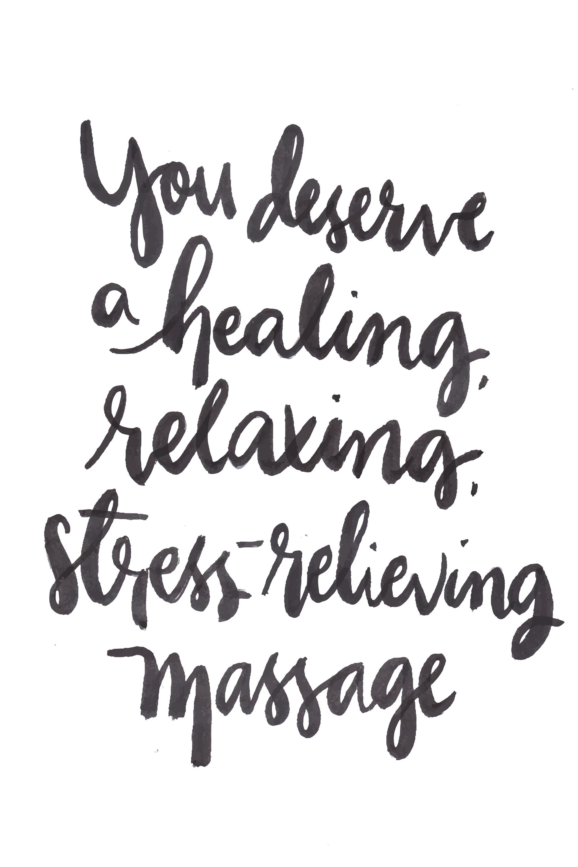 massage day meme