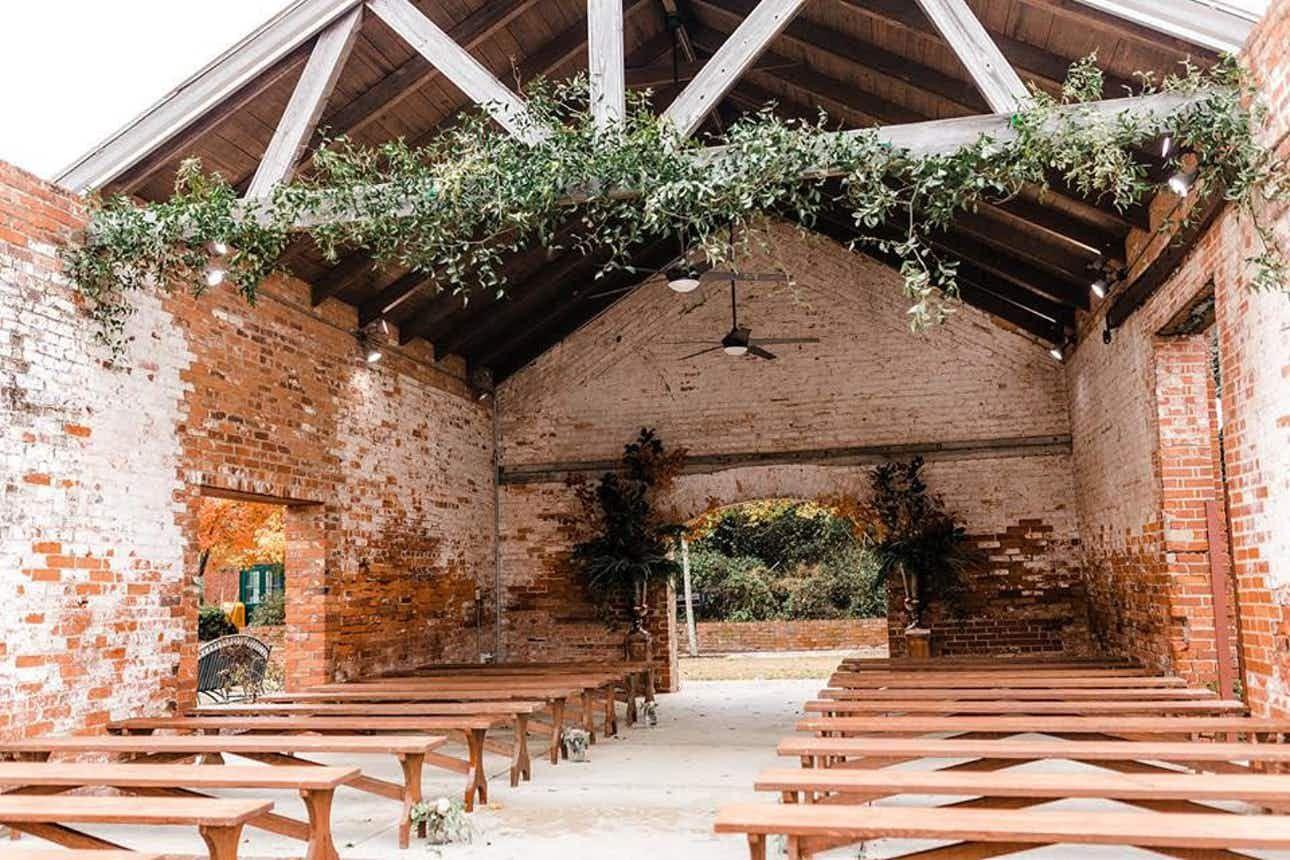 Enterprise Mill Events Augusta Weddings Wedding