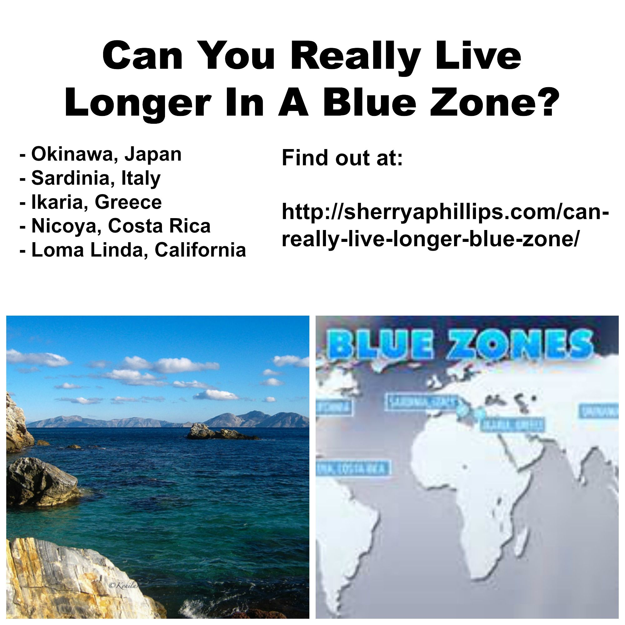 Can you really live longer in a blue zone find out at
