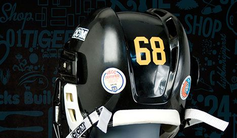 Full Color Helmet Number Stickers Stahls Number Stickers Helmet Firefighting Helmet