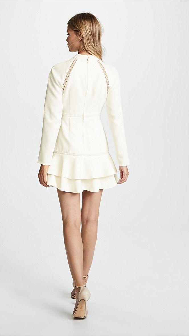 58bf56a6183 Keepsake Mirrors Mini Dress